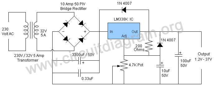 Power Supply Circuits